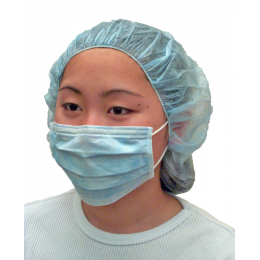 Disposable Bouffant Caps - Non-Woven (case of 1,000)