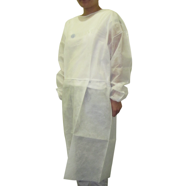 Disposable Isolation Gowns - PE Coated (case of 50)