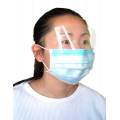 Face Mask With Shield - Anti-Fog (box of 25)