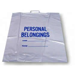 Patient Belonging Bags (Case of 250)