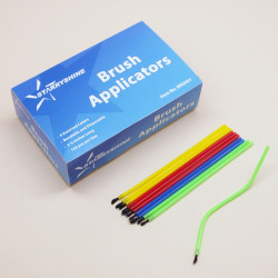 "Bendable Applicator Brushes - 5-1/2"" (box of 144)"