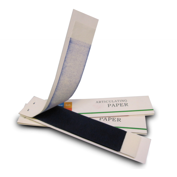 articulation paper Dental patients with periodontal  tice is articulation paper the accu-racy of any indicator is important to the creation of occlusal and dental harmony the uses.
