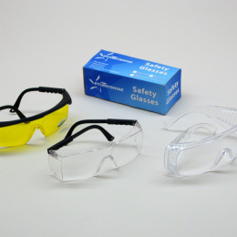 Medical Safety Glasses (box of 1)