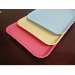 Serving Trays - Solid Plastic (bag of 1)