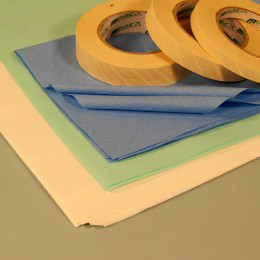 CSR Medical Sterilization Wrap - SMS & Crepe Paper