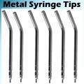 Air Water Syringe Tips - Stainless Steel (bag of 6)