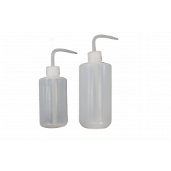 Plastic Wash Bottles | 250cc (8 oz)  / 500cc (16 oz)