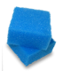 "Endo File Square Stand Foam - 2"" Square (box of 50 foams)"