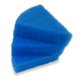 "Endo File Triangular Ring Foam - 2-1/4"" Length (box of 50 foams)"